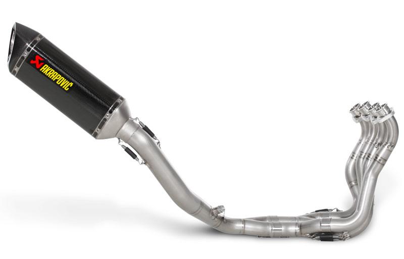 Akrapovic Ktm Rc Titanium Exhaust System