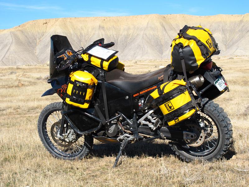 Колорадская компания Wolfman Luggage выпустила серию новых сумок, кофров и багажников для мотоциклов. .