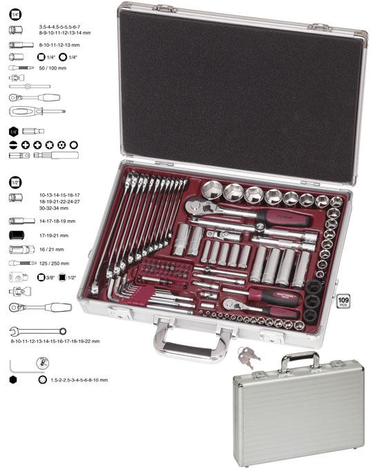 KRAFTWERK Tool Box 4055Kraftwerk Tools South Africa